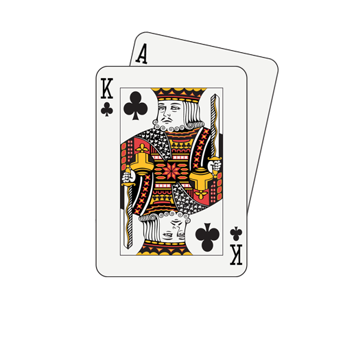 Ace King Not Suited